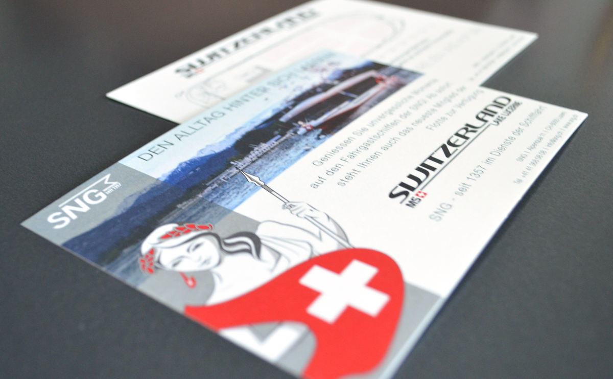 Flyer MS Switzerland