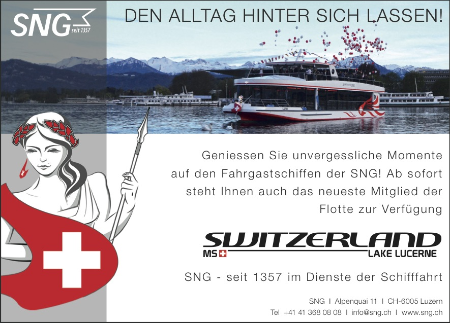 Inserat MS Switzerland