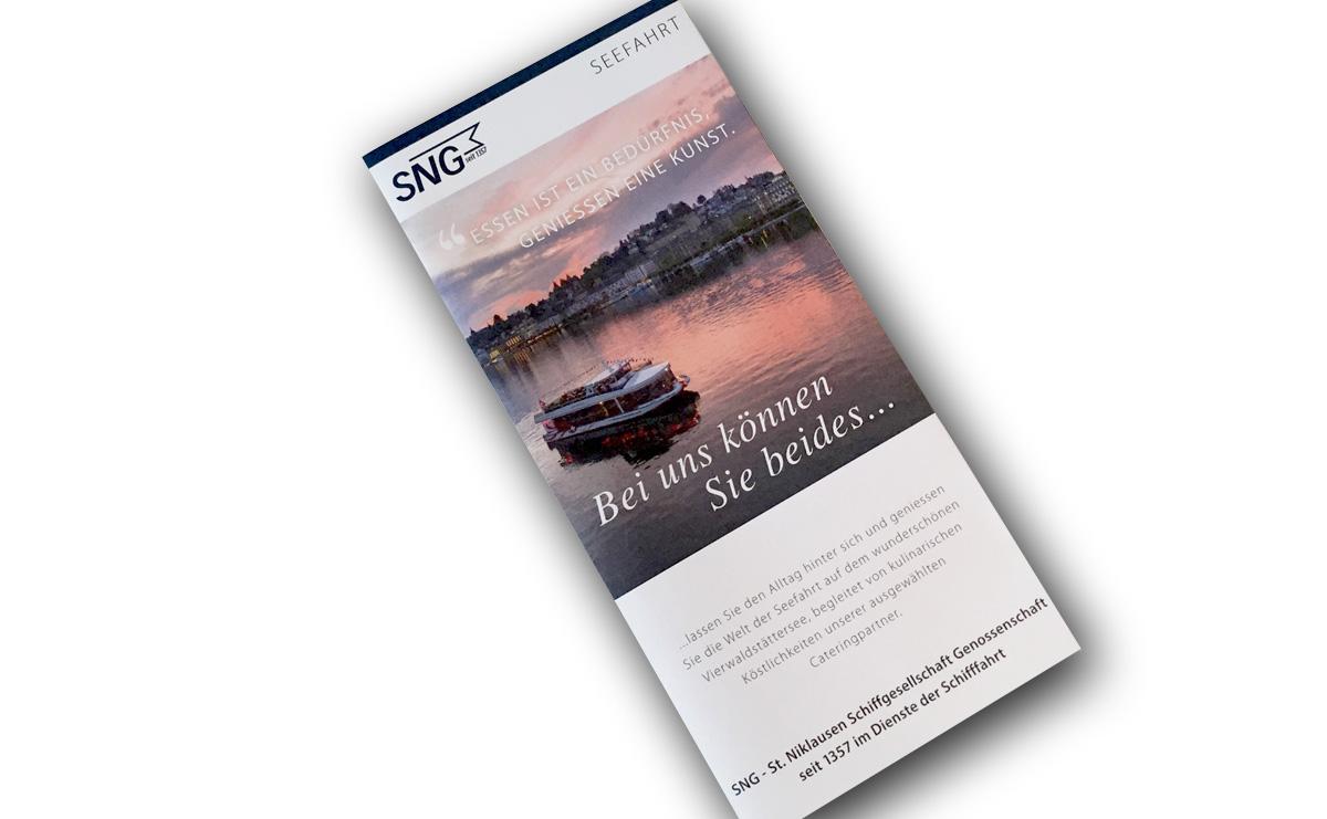 SNG Prospekt Seefahrt