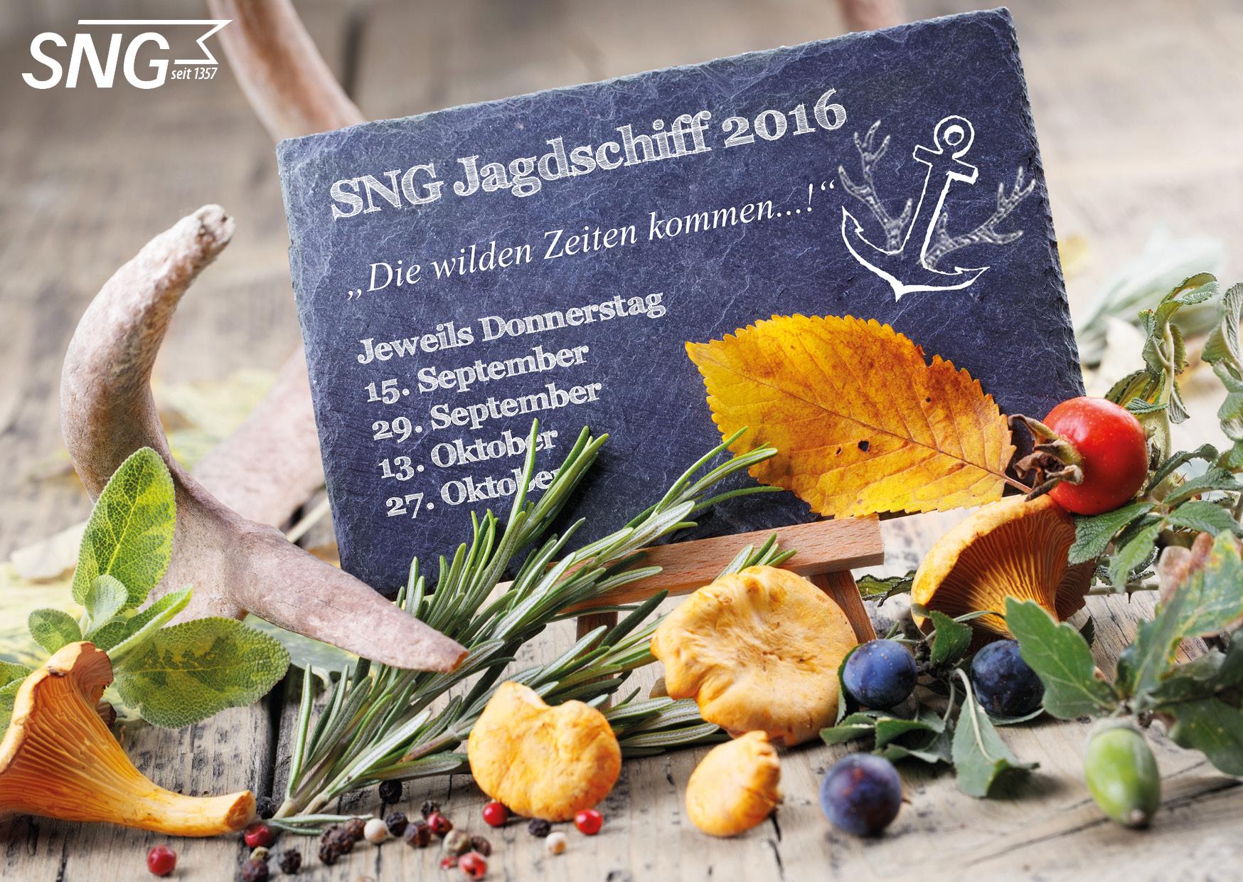 SNG-Postkarten-Flyer Themenschiffe -