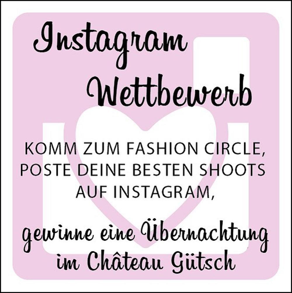Instagram-Wettbewerb