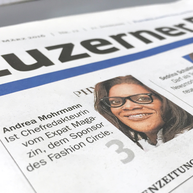 Luzerner Rundschau 25. März 2016