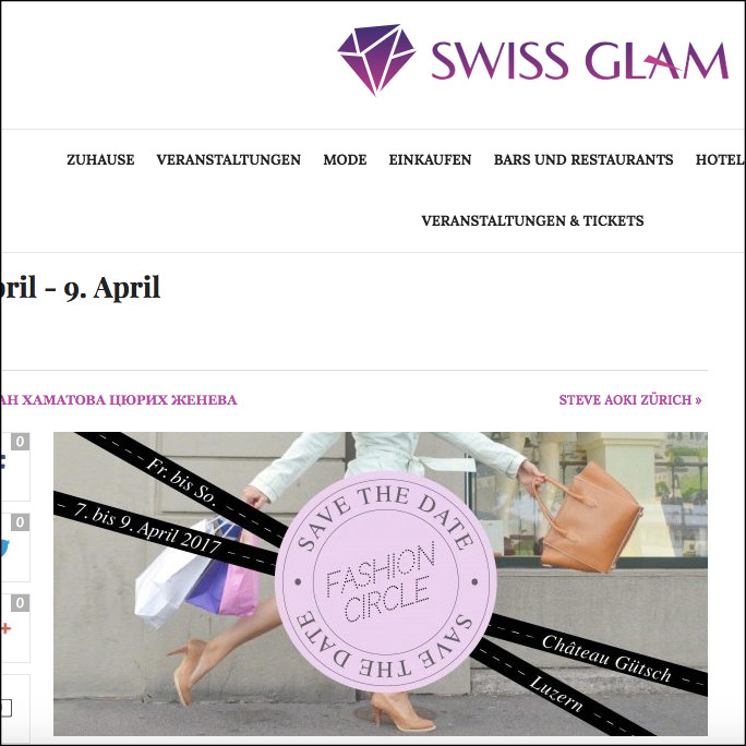 Swissglam.ch Online