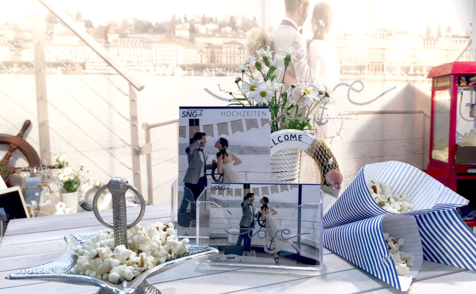 Referenz Hochzeitsmesse