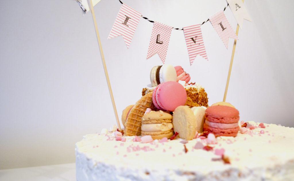 Jubiläum Kuchen