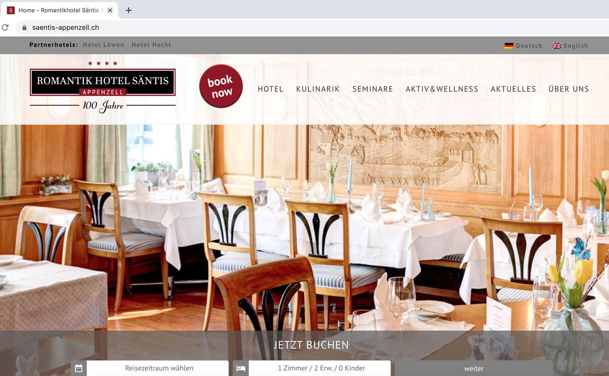 NEUER AUFTRITT EINER HOTELGRUPPE